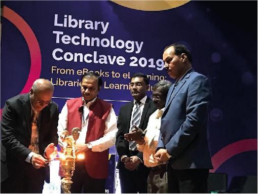 LTC 2019  |  Venue: CUSAT Auditorium, Cochin