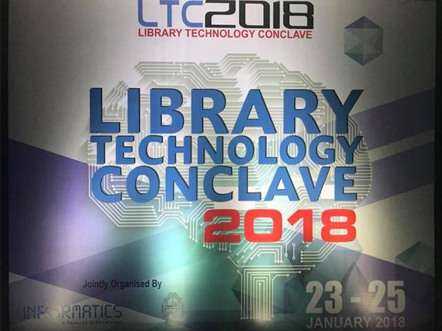 LTC 2018  |  Venue: Goa University, Goa